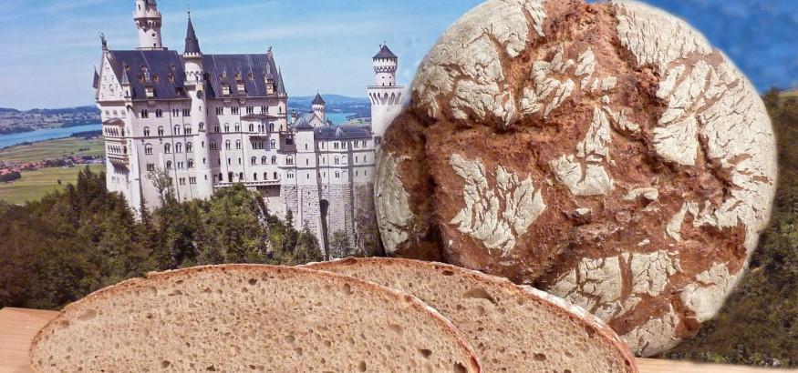 Neuschwanstein-Brot