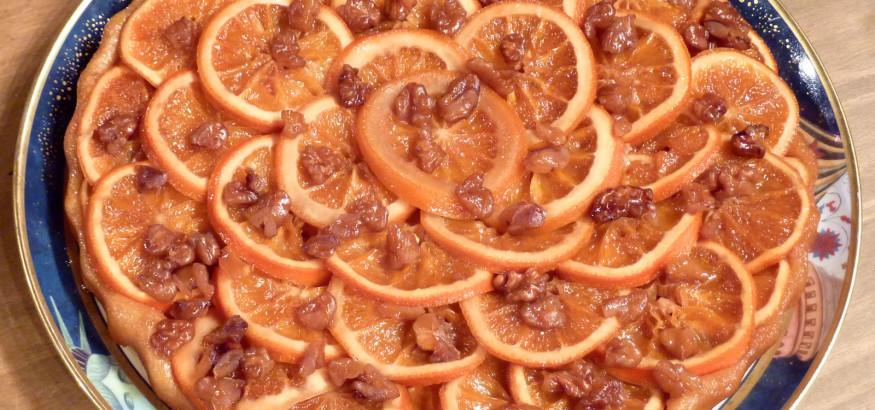 Tarte_Orange
